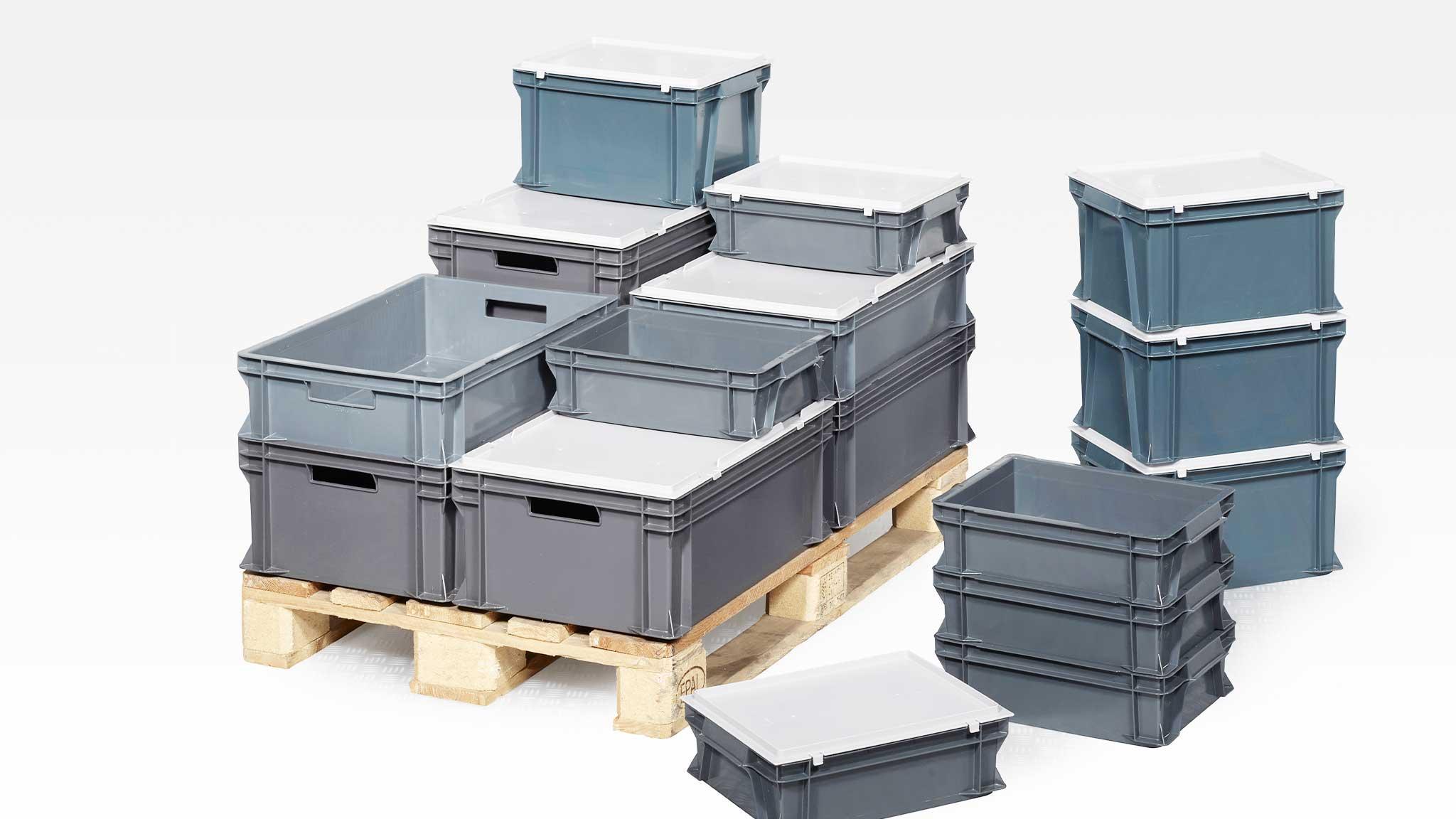 Muovilaatikot ja varastolaatikot