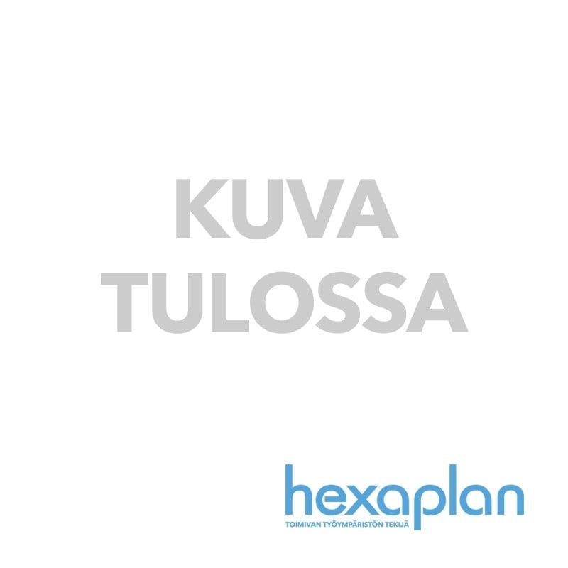 Haarukkavaunun etupyörä PO 200x50/20-54K
