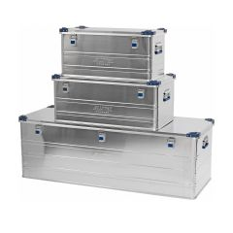 Alutec INDUSTRY -alumiinilaatikot